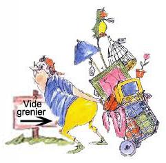 Demandez le programme 2012 2013 au coin du cercle - Vide grenier dans l orne ...
