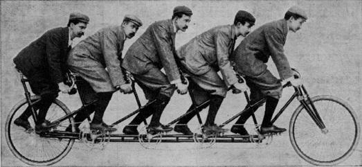 5cyclistes